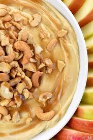 Dip For Thanksgiving Caramel Apple Cheesecake Dip
