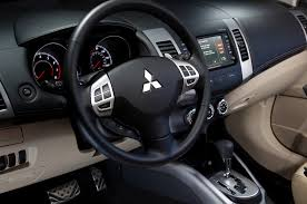 2013 mitsubishi outlander reviews and rating motor trend