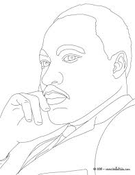 Martin Luther King Coloring Pages Hellokids Com And Charles Mlk Coloring Pages