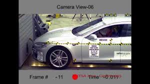 mclaren p1 crash test video tesla model s crash tests and why it got a 5 star safety