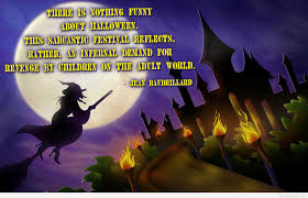 awesome wallpaper happy halloween quote with hd