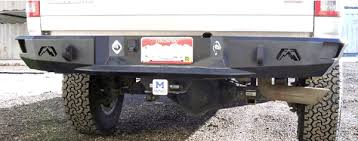 heavy duty truck bumpers dodge ram dodge 2003 2006 rear bumper from fab fours road com