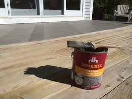 elastomeric coating for old pressure treated decks topcoat review