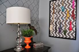 gray and orange master bedroom makeover organizing made fun