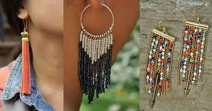 making necklace chain images 42 fabulous diy earrings you can make for next to nothing jpg