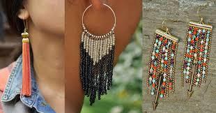 fabulous earrings 42 fabulous diy earrings you can make for next to nothing diy