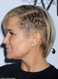 yolanda foster hair how to cut and style real housewives yolanda foster goes for a glamorous look at