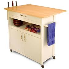 catskill craftsmen kitchen island with butcher block top reviews
