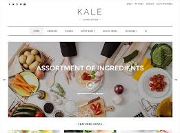 15 premium feature packed food themes 2017
