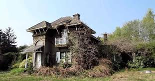 european homes abandoned european houses have been untouched for years until now