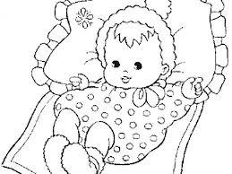 Coloriage De Petite Fille à Imprimer Dessin Pour Colorier Pour Fille