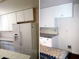 custom cabinet doors san jose san jose reface refacing with white shaker cabinet doors san jose