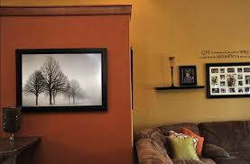 pumpkin colored walls with curtains google search for the home