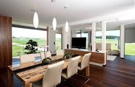 Wohnzimmer Esszimmer Lampen Wohnzimmer Esszimmer Einrichten Kleines Wohn Interior Essbereich