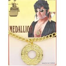gold medallion necklace images Medallion necklace disco pimp elvis jpg