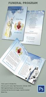 funeral programs sles 29 images of downloadable funeral program template leseriail