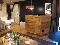 Boutique Reception Desk Reception Desk Made With Wine Crates Taken At Boutique Hot U2026 Flickr