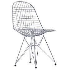 White Wire Chair Wire Chair Dkr Vitra Shop