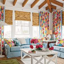 Have Fun With Color Coastal Living - Fun family room