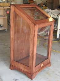 Free Woodworking Plans For Display Cabinets by Quilt Display Cabinet Plans Plans Diy Free Download Outdoor Wood