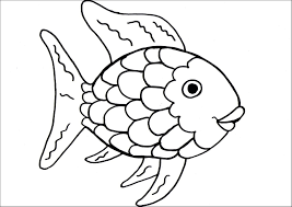 fish template printable free gallery templates design ideas
