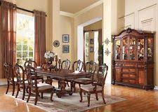 Traditional Dining Room Furniture Sets Acme Traditional Dining Furniture Sets Ebay