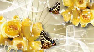 20 home design 3d gold pc 3d yellow rose wallpapers best