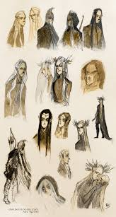 lord of the rings favourites by kalmesis on deviantart