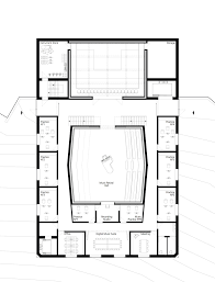 recording studio floor plan durisch nolli aiglon college the assembly and arts building