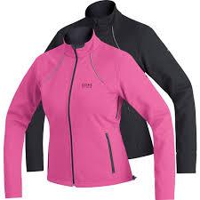 mtb softshell jacket wiggle gore bike wear ladies fusion softshell jacket cycling