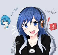 Discord Meme - discord chan tide pods meme and anime