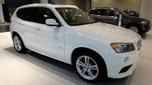 2013 bmw x3 safety rating 2013 bmw x3 xdrive 28i exterior and interior walkaround 2013