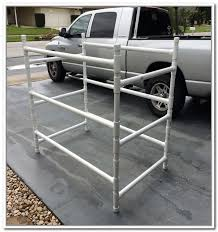 diy outdoor kayak storage racks diy free image about wiring