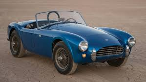 african sports cars first shelby cobra sells for 17 7 million priciest american car