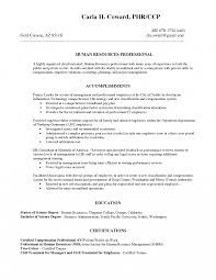 best resume layout hr generalist resume hrneralist sle cover letter human resources professional