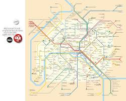 Metro Maps Nashville by Maps Of Paris You Need Discover Walks Paris Maps