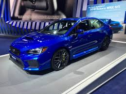 subaru wrx off road the 2018 subaru wrx sti is thankfully more of the same
