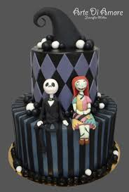 Nightmare Before Christmas Birthday Party Decorations - elegant nightmare before christmas cake between the pages