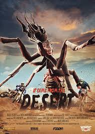teaser trailer for the giant ant movie it came from the desert is