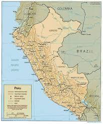 Colorado Political Map by Cholera In Peru