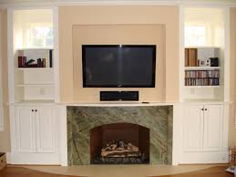 furniture enclosed tv cabinets for flat screens with doors in the