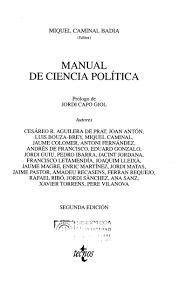caminal badia manual de ciencia politica