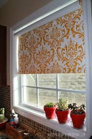 ikea hack fabric covered tupplur blinds houslovedogblog blogspot