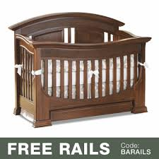 3 In 1 Convertible Crib Baby Appleseed Chelmsford 3 In 1 Convertible Crib In Coco Free