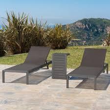 Reclining Chaise Lounge Chair Metal Patio Chaise Lounges You U0027ll Love Wayfair
