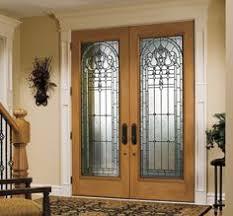 fiberglass front doors with glass light beams through a pella fiberglass entry door with full light