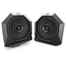 ranger 10 amplified subwoofer enclosure for use on select polaris