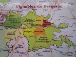 Map Of South France by The Bergerac Wine Region South West France An Introduction