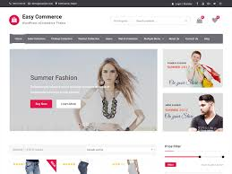 easy commerce free themes