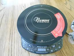 Nuwave Precision Portable Induction Cooktop Nuwave Pic Gold 1500 Making Your Life Easier